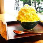 7月25日は、かき氷の日!仙台梵くらのかき氷が食べたくなる。