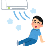 エアコンをフルに活かす夏の快適空間術!もう部屋から出られない。