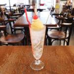 仙臺いろは増刊号。透明なメロンクリームソーダが飲める人気カフェとは?