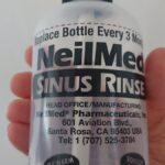 上咽頭洗浄の効果がヤバイと聞いてサイナスリンスを買ってみた!